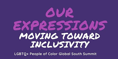 Our Expressions - Moving Toward Inclusivity tickets