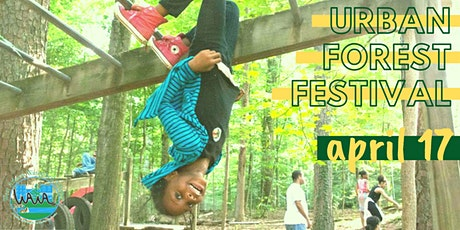 Urban Forest Festival 2021 tickets