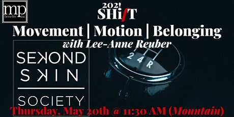 Movement SHifT tickets