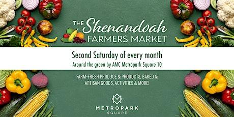 The Shenandoah Farmers Market tickets