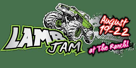 Lamb Jamboree 2021, At The Ranch tickets