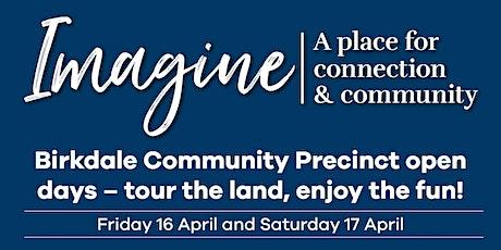 Birkdale Community Precinct Open Days tickets