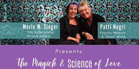 The Magick & Science of Love: 3 Secrets to Finding the Perfect Partner tickets