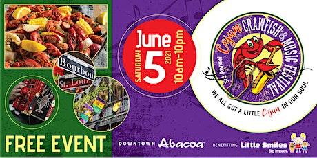 Cajun Crawfish & Music Festival tickets