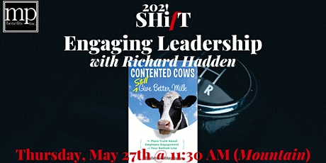 Contented Cows SHifT tickets
