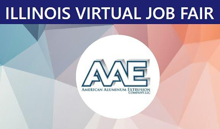 AAE Virtual Job Fair image
