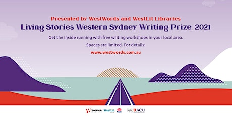 Living Stories Western Sydney Writing Prize @ Liverpool Library - Ages: 13+ tickets
