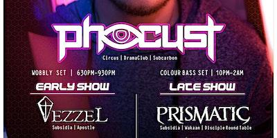 Phocust (Early Show)