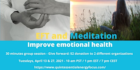 Increase resilience and improve emotional health tickets