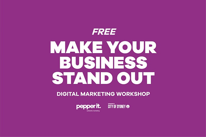 Digital Marketing Essentials – Make Your Business Stand Out image