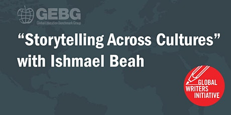 """Storytelling Across Cultures"" with Ishmael Beah tickets"