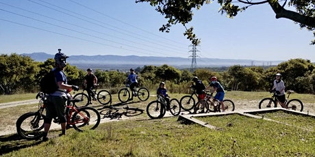 Community mountain bike workshop and guided ride tickets