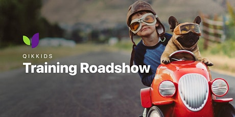 QikKids Training Roadshow 2021 - COFFS HARBOUR Mon, 26 Apr 2021 9:00 AM tickets