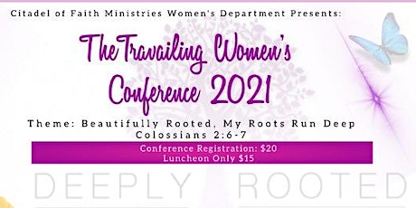 Travailing Women's Conference tickets