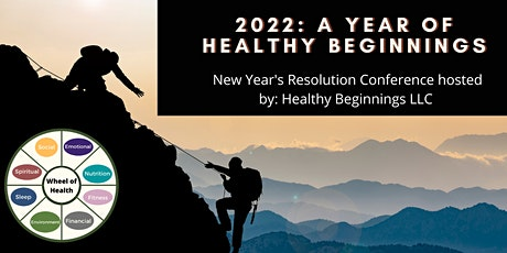 2022 New Year's Resolution Conference tickets