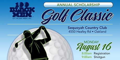 100 Black Men of the Bay Area's Annual Scholarship Golf Classic tickets