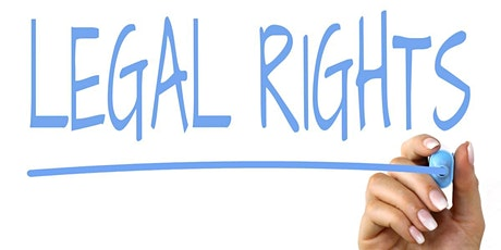 Darwin Student Space Series - Know your legal rights tickets