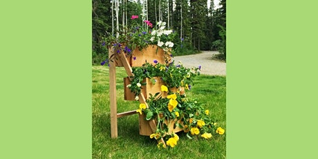 Make Your Own Vertical Herb Planter tickets