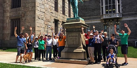 Historic Hartford Walking Tours: Hartford Art & Monuments Walk tickets