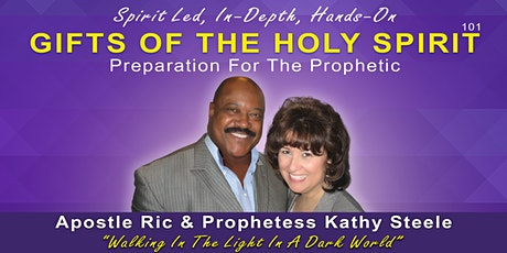 Gifts Of The Holy Spirit - 101 tickets