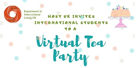 HOST UK - Virtual Easter Tea Party biglietti