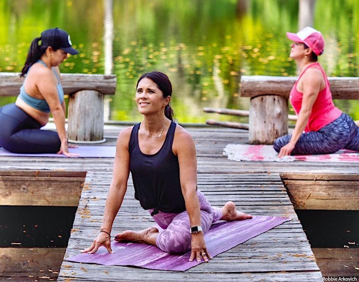 Yoga & Mimosas image