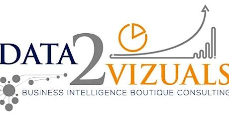 Data2Vizuals Tableau Workshop entradas