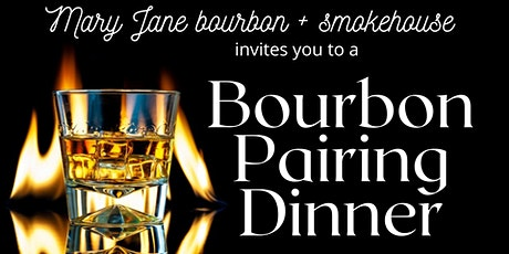 Bourbon Pairing Dinner tickets
