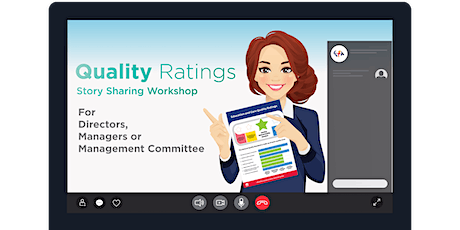Quality Ratings Initiative - Directors/Manager Story Sharing Session tickets