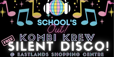 Kombi Krew - School Holidays Silent Disco! tickets