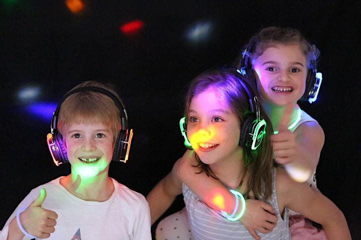 Kombi Krew - School Holidays Silent Disco! image