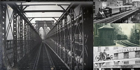 'The Ghosts of New York City's Elevated Railroads' Webinar tickets