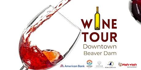 Wine Tour 2021 tickets