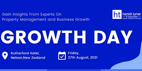 HTA - Growth Day (Early Bird Tickets) tickets