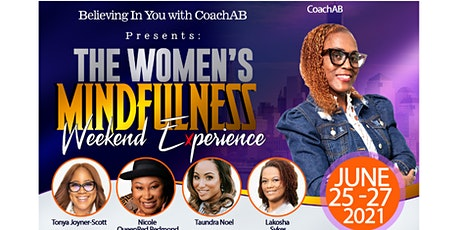 The Women's Mindfulness Weekend Experience tickets