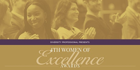 4th Women of Excellence Awards tickets