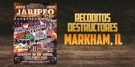 BANDA LOS RECODITOS - LOS DESTRUCTORES tickets