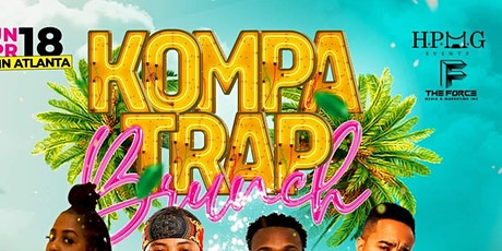 "KOMPA TRAP BRUNCH ""POOL PARTY"" tickets"