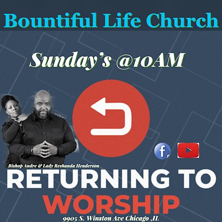 WORSHIP AT THE LIFE image