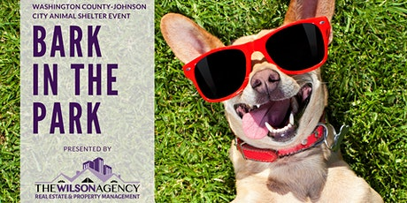 Bark in the Park at Founder's Park Pavillion tickets
