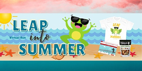 Leap into Summer Virtual Run tickets