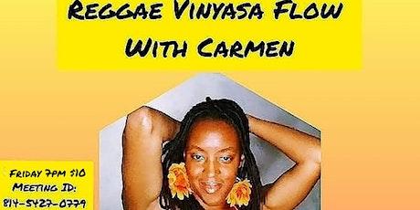 Reggae Vinyasa Flow biglietti