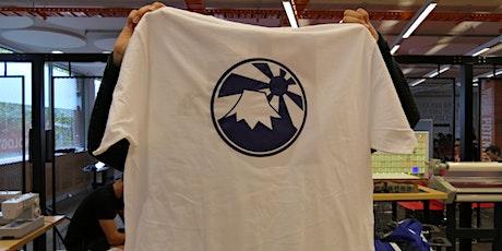2021 Create and Make Workshop: Vinyl Cut T-shirts tickets