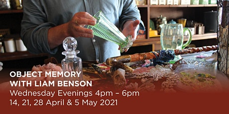Object Memory - Workshop series with Liam Benson tickets