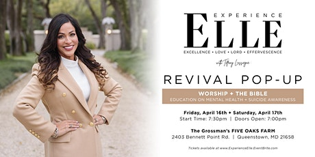 Experience ELLE: Maryland Revival Pop-Up Meeting tickets