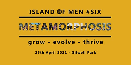 Island Of Men Melbourne #6 - Metamorphosis tickets