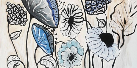 Wild Flowers, Art Class for Teens & Adults tickets