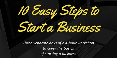 How to Start a Business With Less Than $500 tickets