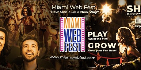 Miami Web Fest  2021 tickets