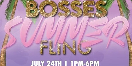 "Circle of Bosses presents ""Summer Fling"" Pop Up Shop tickets"